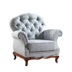 Chesterfield Sofa, Sofa Design, Armchair, Art Deco, Chicago, Velvet, Furniture, Home Decor, Living Room