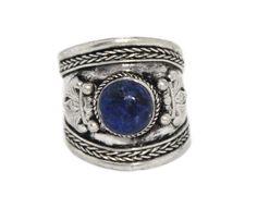 Lapis Ring, Adjustable yoga ring