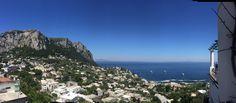 From top of Capri Capri Island, Palace, Explore, Landscape, Summer, Top, Travel, Beauty, Viajes