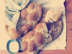 I love to bake gluten-free, wheat free and egg free breads for my family. I love baking smells filling our home. I love to set the table with a beautiful cloth and our favourite special foods especially for Shabbat.