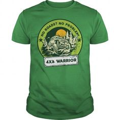 4X4 Offroad Warrior T-Shirts & Hoodies