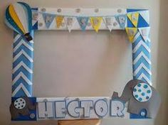 frames for selfies for baptism - Yahoo Image Search Results Party Photo Frame, Party Frame, Photo Booth Frame, Elephant Baby Showers, Baby Elephant, Baby Boy Shower, Baby Shower Gifts, Elephant Theme, Baby Birthday