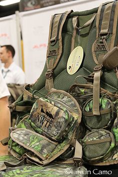 The 41st NWTF Expo Offers Exciting Turkey Hunting Products. By Nancy Jo Adams The 41st National Wild Turkey Federation Convention and Expo was a fast and furious five days of events with three days on the expo floor. My favorite part of the convention is visiting the booths and …