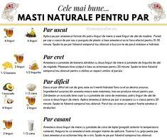 Masti naturale pentru par - Ama Nicolae Herbal Remedies, Home Remedies, Doterra, Natural Health, Gym Workouts, Herbalism, Beauty Hacks, Hair Care, Essential Oils