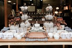 Vancouver: Old Faithful Shop - Kinfolk
