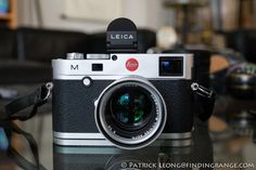 No stills camera is more magical to shoot than a Leica M.