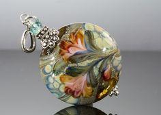 Beautiful lampwork bead ♥