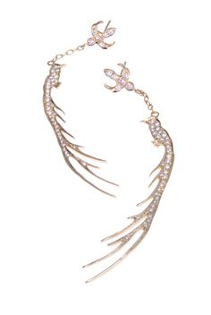 Earrings by House of Waris