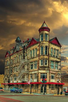 Amazing building in Sedalia, MO (courtesy of Uncle Phooey on Flickr)