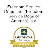 Freedom Service Dogs of America, CO