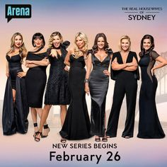 Get all the behind the scenes goss on the Real Housewives of Sydney and find out what it's really like to be a RHOS at www.nicoleoneil.com