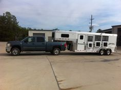 Thank you to Mariah Embry from Coldspring, TX for her purchase of this 3H 4-Star from Jake Ramsey at Gulf Coast 4-Star Trailer Sales. Enjoy!! www.gc4star.com