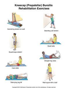 Summit Medical Group - Kneecap (Prepatellar) Bursitis Rehabilitation Exercises
