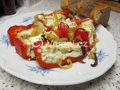Recept na lehké, zdravé a velmi dobré jídlo. Baked Potato, French Toast, Potatoes, Baking, Breakfast, Ethnic Recipes, Food, Morning Coffee, Potato