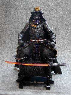 Darth Vader reimagined as a samurai is incredible | The Daily Dot