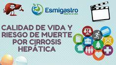 Calidad de vida y riesgo de muerte por cirrosis hepática