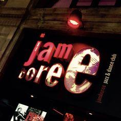 Jamboree - one of the most popular jazz clubs since 1960 @ plaça reial, 17 BNC