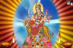 Recite Santoshi Maa Maha mantra - Ya Devi Sarva Bhuteshu 108 times daily to receive the Goddess' help in fulfilling your desires and aspirations.