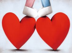 Two Hearts Are Better Than One - by Doug Hyde
