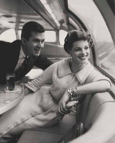 Vogue, 1954    Photo by Karen Radkai