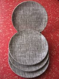 Crown Lynn Horizon Dinner Plates *RARE* for sale on Trade Me, New Zealand's auction and classifieds website Shabby Chic Interiors, Plates And Bowls, Dinner Plates, Dinnerware, Boho Chic, Retro Vintage, Cups, House Ideas, Auction