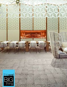 What do you think of this The Next Big Thing tile idea I got from Beaumont Tiles? Check out more ideas here tile.com.au/RoomIdeas.aspx
