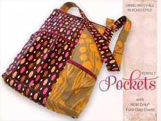 Free Bag Pattern: Boho Shoulder Bag