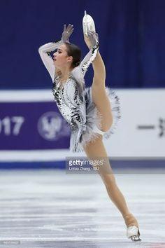 Alina Zagitova Las Alas de Anne-Sophie: Mejores trajes - Audi Cup of China 2017 ~ Figure Skating #Alinazagitova #FigureSkating