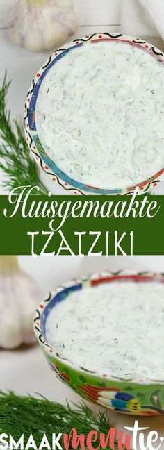 Tzatziki - Another! Greek Recipes, Baby Food Recipes, Healthy Recipes, Healthy Food, Falafel Wrap, Tzatziki Recipes, Homemade Baby Foods, Tapas, Food Porn