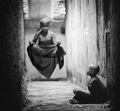 levitation  by JD Ardiansyah