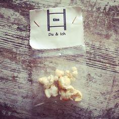 Süße Idee für einen Kinogutschein Cinema Voucher cute idea