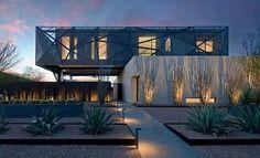Aço, concreto e ecletismo, Nevada
