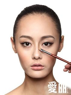 Makeup Tips to Make Your Nose Look Smaller (1)