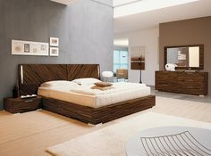 Webb Italian Bedroom by YumanMod Doimo - $1,899.00