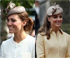 Make-up and Hairstyles of Kate MIddleton, Duchess of Cambridge