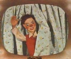 'Dappere Dodo' was een poppenserie op de TV. We hadden nét televisie (eind vijftig/begin zestiger jaren) en wat heb ik ervan genoten!