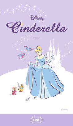 Iphone Background Disney, Disney Phone Wallpaper, Cartoon Wallpaper Iphone, Cute Cartoon Wallpapers, Arte Disney, Disney Fun, Disney Pixar, Every Disney Princess, Disney Princess Cinderella