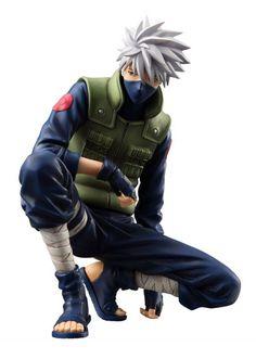 Naruto Shippuden: Kakashi Hatake 1/8 Scale Figure (G.E.M. SERIES)