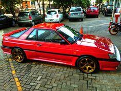 1988 Nissan Sunny RZ-1 B12