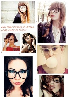 geek chic #newglasses