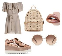 """""""set9"""" by ingulik2005 ❤ liked on Polyvore featuring STELLA McCARTNEY, MCM and Chloé"""