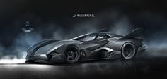 If Batman was the lead designer at Lamborghini, this is what all their cars would look like. Screw luggage space, just add some guns! All Sports Cars, Super Sport Cars, Super Cars, Batman Auto, Batman Batmobile, Batman 1966, Gotham Batman, Batman Robin, Sports Car Wallpaper