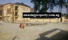 Blocks of flats 3 Bedroom by 6, Apapa GRA. Lagos.