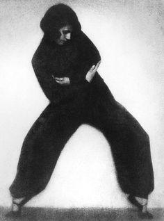 Rudolf Koppitz~Dancer,1926