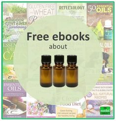 Do you want to learn more about essential oils? Check out this post where we find and share free ebooks about essential oils and natural healthy living. New free listings every couple of days. Free books we've found include using essential oils with pets, diy recipes for cleaning, making handmade beauty products, beginner's guide to reflexology, and much more.