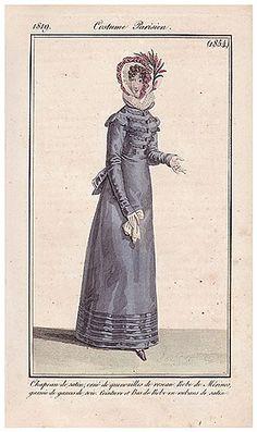 Le Journal des Dames et des Modes 1819