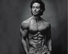 The Tiger Shroff bodybuilding diet regularly packs many proteins with itself, from non-veg food items as well as lentils and grains. Muscle Fitness, Fitness Tips, Fitness Motivation, Health Fitness, Bodybuilding Diet, Bodybuilding Motivation, Tiger Shroff Body, Movement Fitness, Six Pack Abs Men