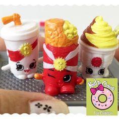 Fast food Shopkins!