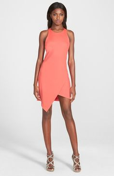 Leith Crepe Tank Dress | Nordstrom