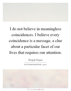Coincidences Quotes & Sayings | Coincidences Picture Quotes - Page 2